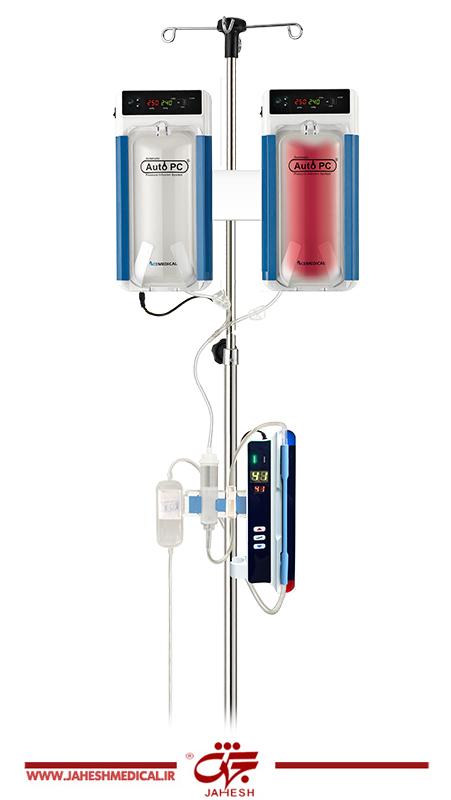گرم کننده خون و پلاسما